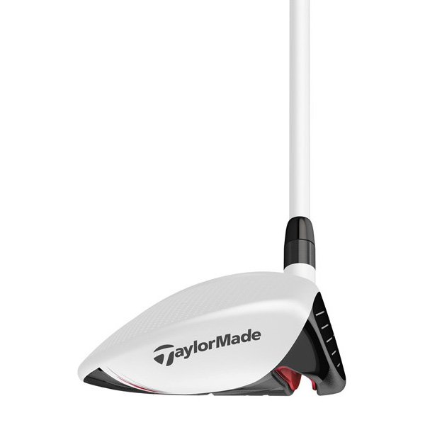 TaylorMade AeroBurner TP Fairway Wood Toe