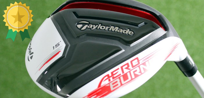 Review Aeroburner Tp Fairway Wood The 19th Hole By Golf