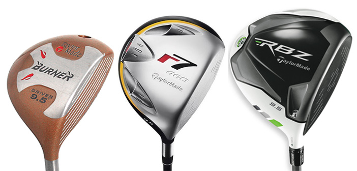 3c0a420ccc TaylorMade Driver Evolution | Golf Discount Blog