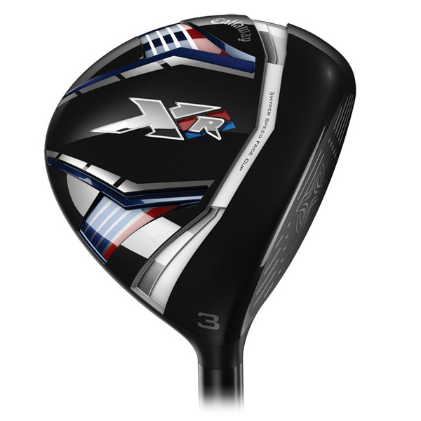 Callaway XR Fairway Wood Sole