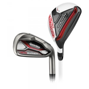 Buy TaylorMade AeroBurner Combo Irons for Beginners