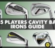 cavity-back-irons