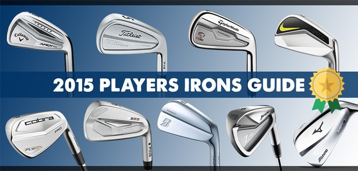 2015 Players Iron Guide
