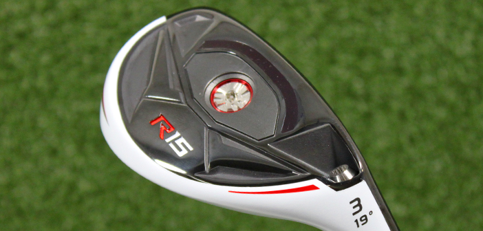 Men's Taylormade R15 Driver Review | Slim Golf Blog