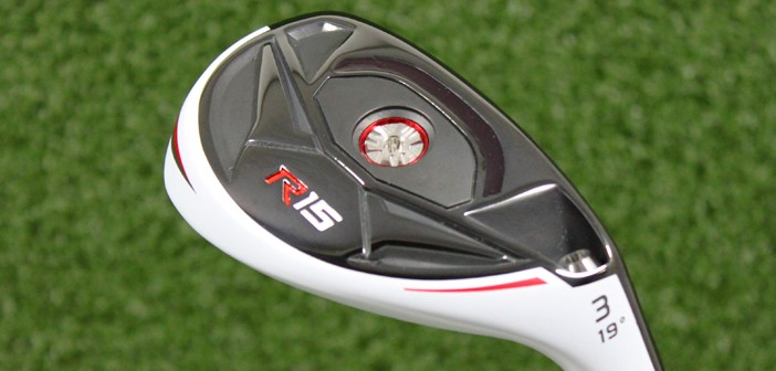 TaylorMade R15 Driver Review - Plugged In Golf
