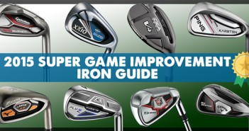 2015 Super Game Improvement Irons Guide