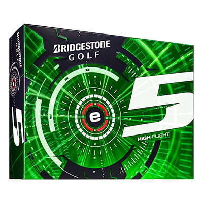Bridgestone e5 Golf Ball Box