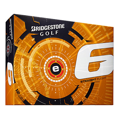 Bridgestone e6 Golf Ball Box