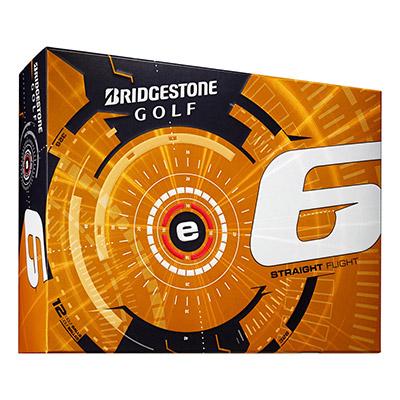 Bridgestone e6 Golf Ball Box