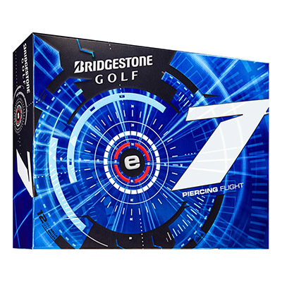 Bridgestone e7 Golf Ball Box