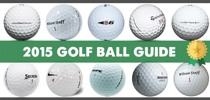 2015 Golf Ball Guide