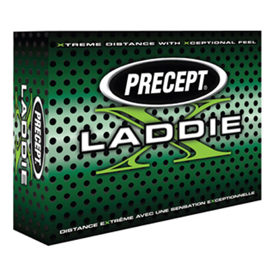 Bridgestone Laddie X Golf Ball Box