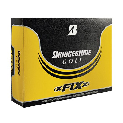 Bridgestone xFIXx Golf Ball Box