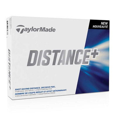 TaylorMade Distance Plus Golf Ball Box