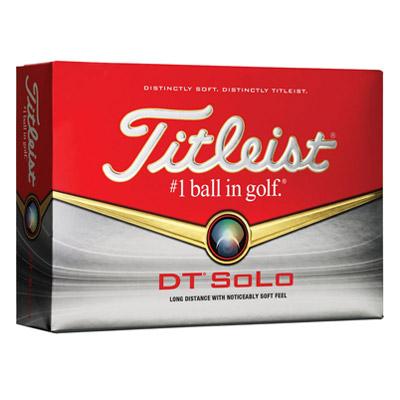 Titleist DT Solo Golf Ball Box