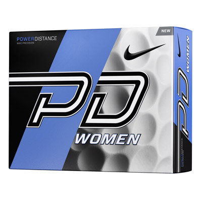 Nike PD Women Golf Ball Box