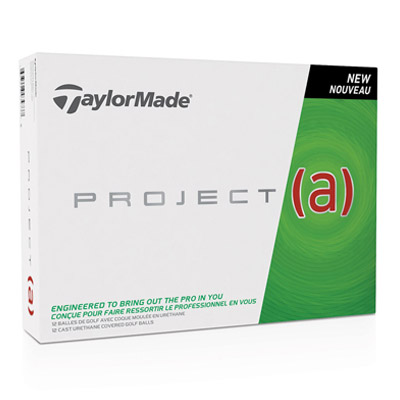 TaylorMade Project (a) Golf Ball Box