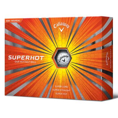 Callaway Superhot Golf Ball Box