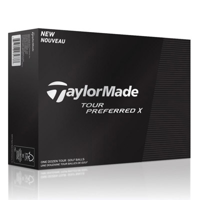 TaylorMade Tour Preferred X Golf Ball Box