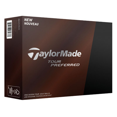 TaylorMade Tour Preferred Golf Ball Box