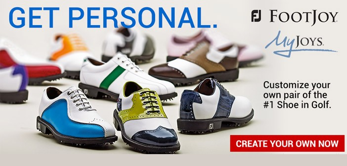 MyJoy Customizable Golf Shoes