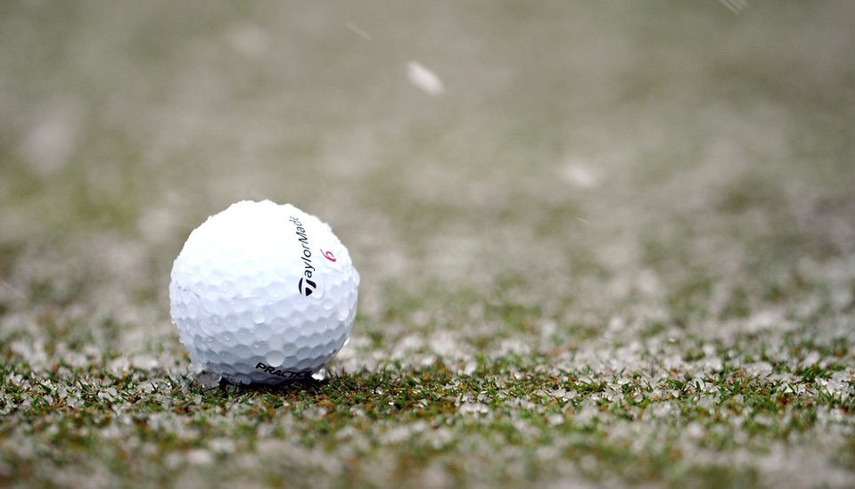 Cold-Golf-Ball