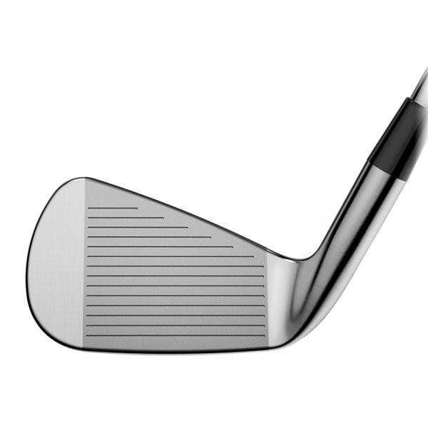 Cobra King Forged Tec Irons Face