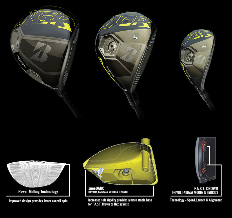 Bridgestone JGR Woods Comp