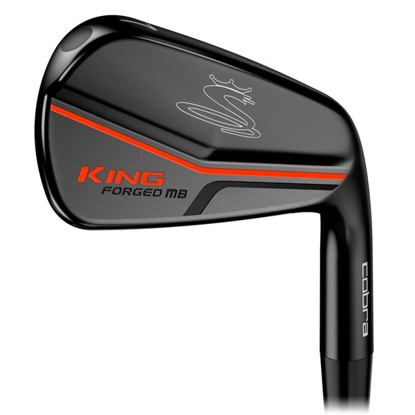 Cobra King Pro Irons - MB