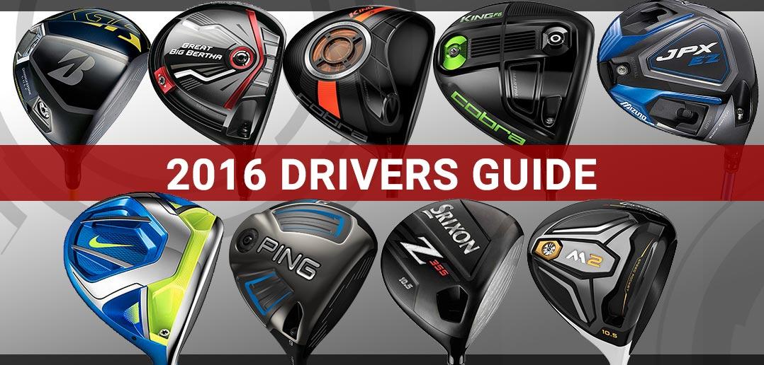 2016 Drivers Guide - Bob Gomavitz | Golf Discount Blog