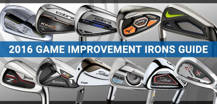 2016 Game Improvement Irons Guide