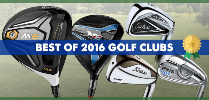 Best Of 2016 Golf Club Guide