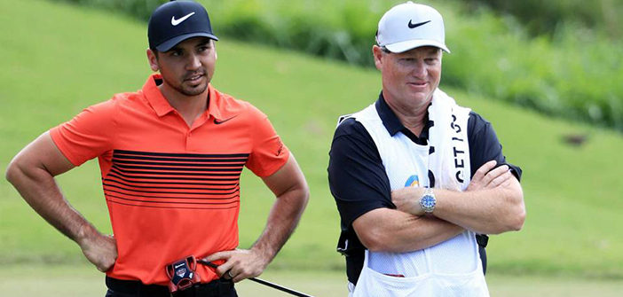 Jason Day Drops Caddie Colin Swatton