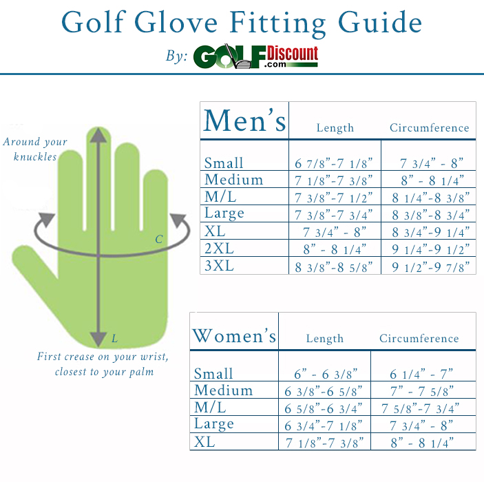 golf-glove-fitting-guide-men-women