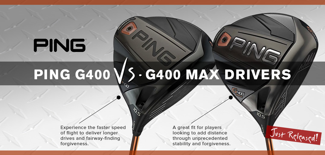 Expert Review Ping G400 Max Vs Ping G400 Golf Discount Blog