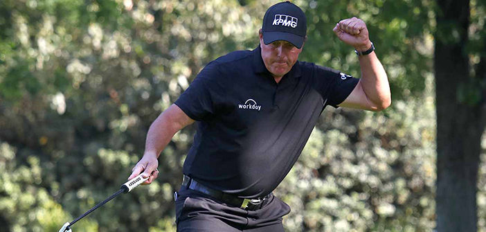 Phil Mickelson WGC Mexico WITB