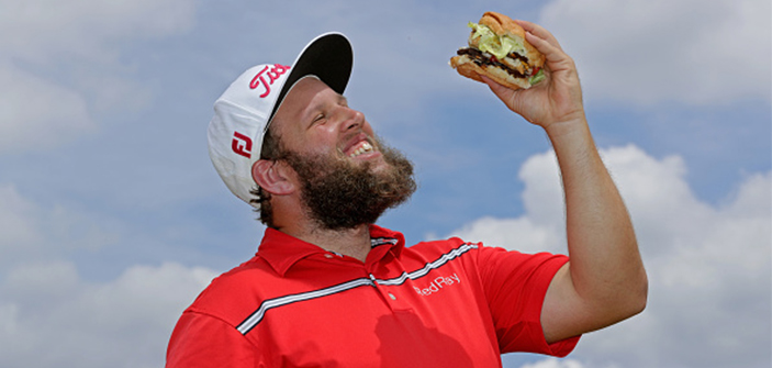 andrew-beef-johnston-eating-a-burger
