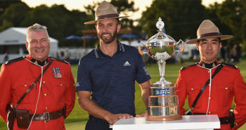 dustin-johnson-rbc-canadian-open-mounted-police-trophy