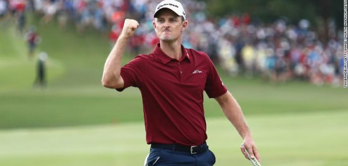 WITB Justin Rose 2018 FedEx Cup Champion