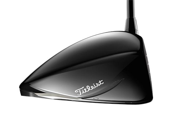 Titleist TS2 Driver Toe View