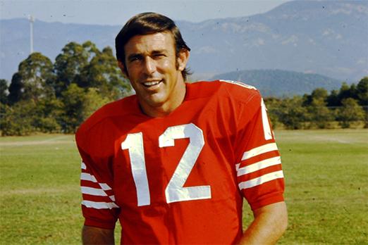 john-brodie-golfer-49er-quarterback