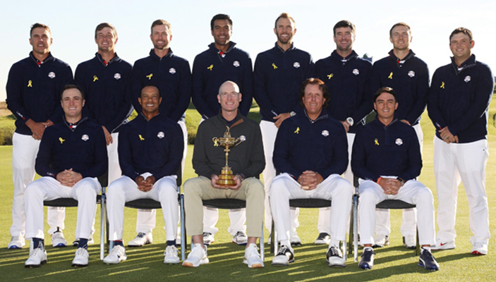 2018 Ryder Cup Team USA