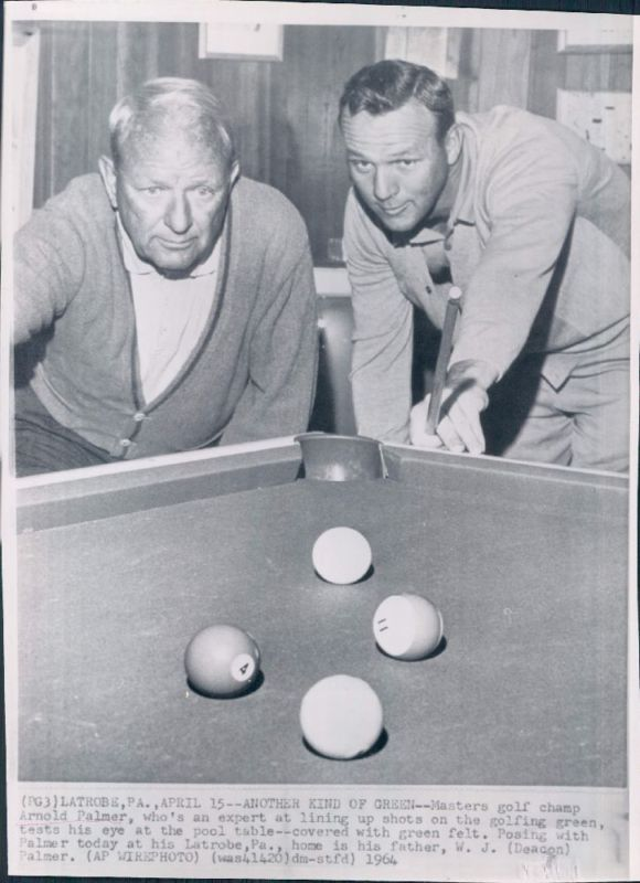arnold-palmer-playing-billiards-pool