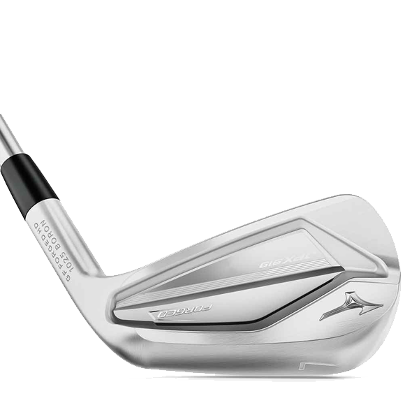 Mizuno JPX 919 Forged Irons Back View