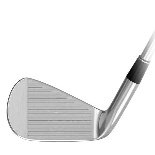 Srixon Z 585 Irons - Face view