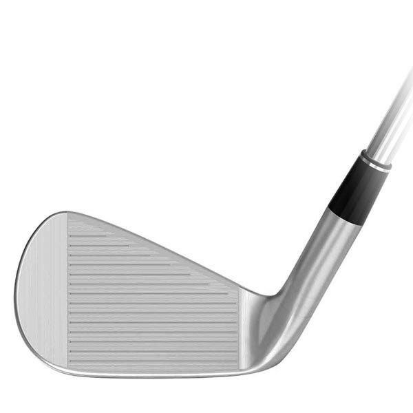 Srixon Z 785 Irons - Club face view