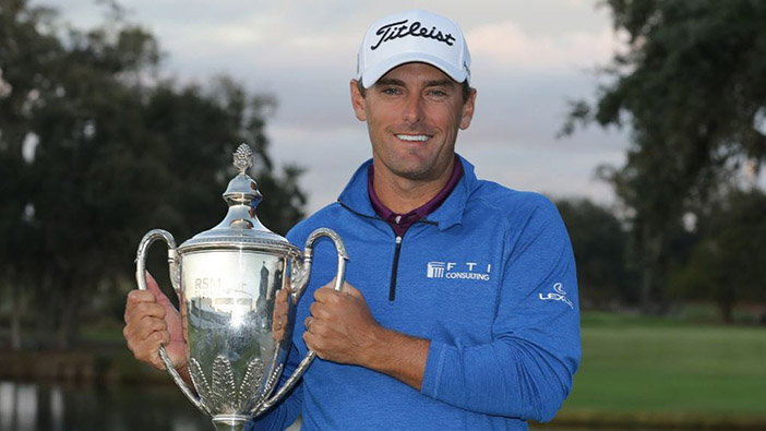 WITB Charles Howell III wins the RSM Classic. His first win in more than 4,200 days