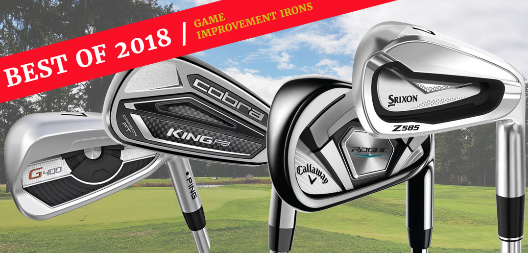 Expert Picks: 2018 Best of Game Improvement Irons