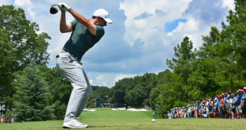 Rory McIlroy lead the PGA Tour In driver distance in 2018