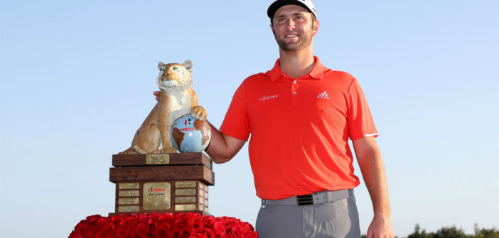 WITB: Jon Rahm wins the Hero World Challenge